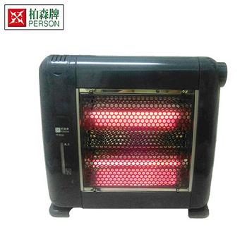 柏森牌 一級福利品-蒸氣式石英管電暖器 PS-8616A