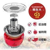[德國專利] C30多功能安全/環保/低油煙風扇烤肉爐。烤肉聚餐。露營。超方便