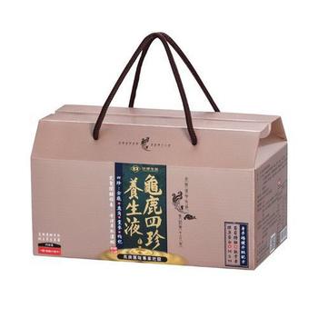 《台塑生醫》龜鹿四珍養生液(50ml*14瓶/盒)