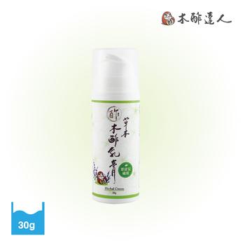 木酢達人 AD天然草本木酢乳膏(30g/瓶)