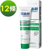 《台塑生醫》Dr's Formula固齒健-牙齦牙周雙護理牙膏120g(12條/組)