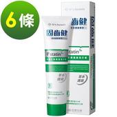 《台塑生醫》Dr's Formula固齒健-牙齦牙周雙護理牙膏120g(6條/組)