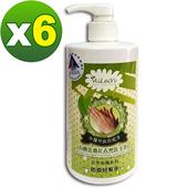 《AiLeiYi》天然洗手乳400ml(6瓶/組)