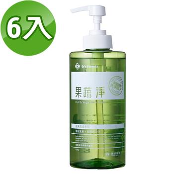 《台塑生醫》Dr's Formula果蔬淨420ml(6瓶/組)