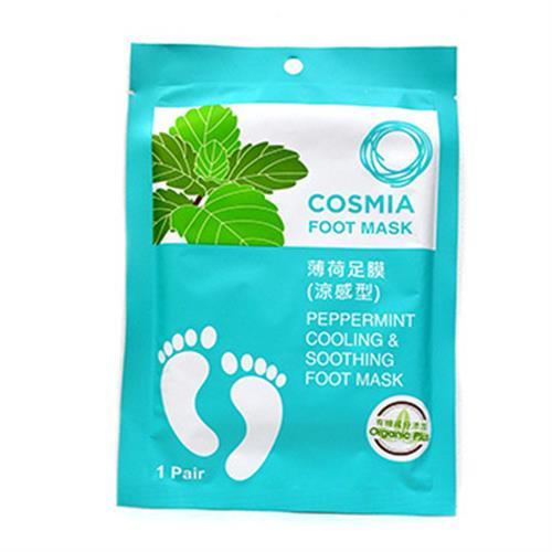 COSMIA 薄荷足膜(涼感型)(1對入)