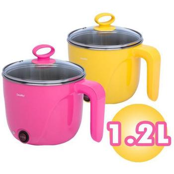 丹露 1.2L多功能快煮鍋 MS-D10(快煮鍋x1)