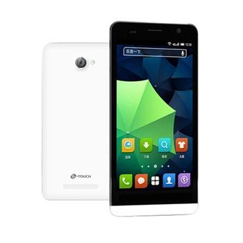 K-TOUCH touch 3 5吋四核心智慧型手機(白5吋)