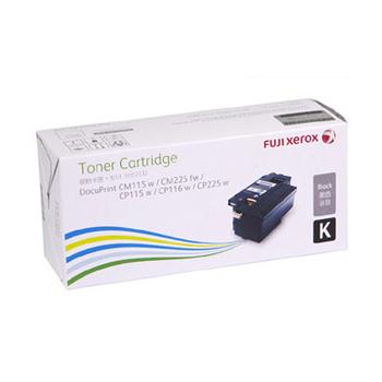 Fuji Xerox 士全錄 原廠黑色碳粉匣 CT202264 適用CP115w/CP116w/CP225w/CM115w/C(黑色)