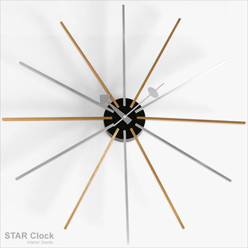 George Nelson 原版極星掛鐘 start clock