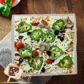 《披薩市》10吋多人分享-地中海纖蔬披薩口味(奶素)(片)