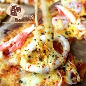 《披薩市》5吋單人獨享-義大利海鮮披薩口味(葷)(片)