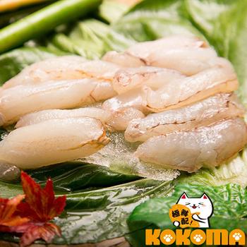 極鮮配 頂級特大蟹腳肉(300g±10%/盒)