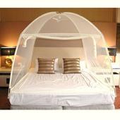 《威克爾》蒙古包睡帳/蚊帳標準雙人床尺寸(150 x 190 )