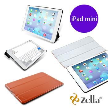 Zella 【福利品】Z-Smart-Lite iPad mini保護皮套(橘色)