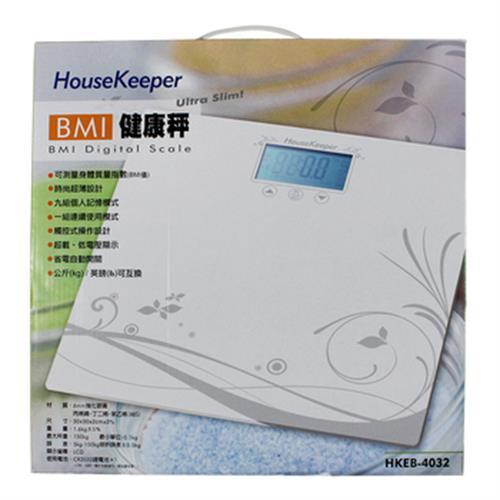 HouseKeeper BMI健康秤(HKEB-4032)