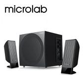 《Microlab》M-300  撼音美聲 2.1聲道多媒體音箱系統