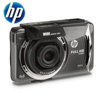 HP惠普 HP惠普 F800X WiFi GPS 行車記錄送16G記憶卡