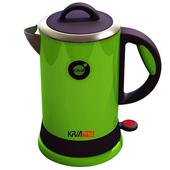 《KRIA可利亞》2.0L全開口式不銹鋼炫彩快煮壺/電水壺KR-389