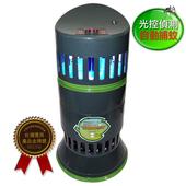 《KRIA可利亞》忽必獵光控吸捕式滅蚊器/捕蚊燈/捕蚊機/捕蚊器GM-906