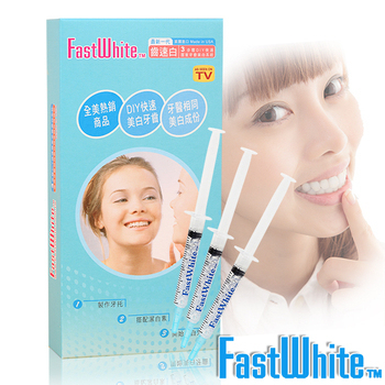FastWhite齒速白 牙齒美白補充包3潔白劑平價美白持久維護