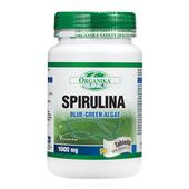 《Organika優格康》高單位藍綠藻(90錠 30天份)(單瓶)