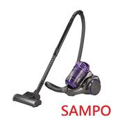 《聲寶SAMPO》HEPA免紙袋吸塵器EC-HA40CYP