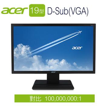 Acer宏碁 V196HQL 19型 寬液晶螢幕