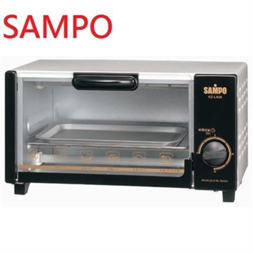 聲寶SAMPO 6L定時電烤箱KZ-LA06