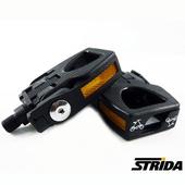 《STRIDA》鋁合金折疊腳踏(質感黑)