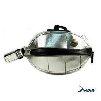 MOVE 手榴彈形座墊包(銀)