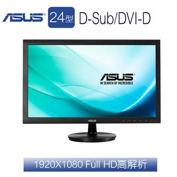 ASUS華碩 VS247NR 24型 寬液晶螢幕