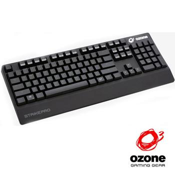Ozone Strike Pro 全背光機械式鍵盤(紅軸)