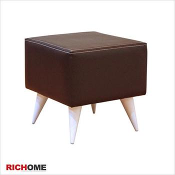 RICHOME 吉兒時尚方凳(加大款)