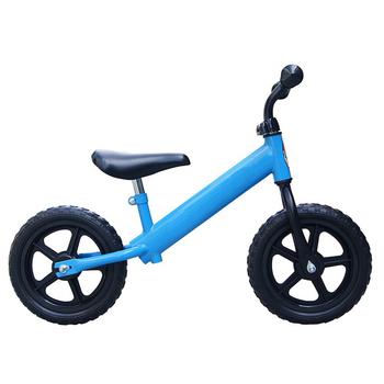 BIKEONE BIKEONE K1 L 12吋 MIT 兒童滑步平衡車 學步車(藍)