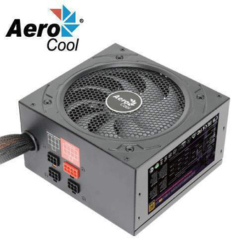 Aero cool XPredator 550GM 550W 金牌半模組(550GM)