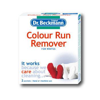 ★結帳現折★Dr. Beckmann 德國原裝進口貝克曼博士染色還原劑(白衣適用)2包/盒