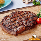 《極鮮配》21盎司美國安格斯嫩肩沙朗牛排(600g±10%/包*2)