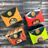 《Dr.WEI》日曬手感阿嬤的金絲麵 -盒裝 (綜合4種口味 共48包)(12盒,共48包)