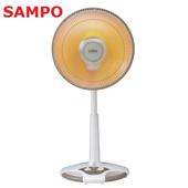 《聲寶SAMPO》14吋負離子紅外線電暖器HX-FD14F