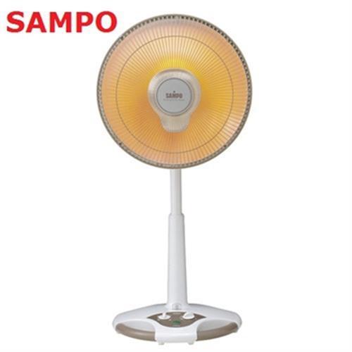 聲寶SAMPO 14吋負離子紅外線電暖器HX-FD14F