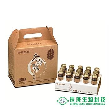 長庚生技 冬蟲夏草菌絲體純液家庭裝x1(盒)