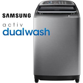 Samsung三星 15公斤雙效手洗系列洗衣機WA15J6750SP/TW