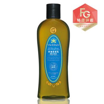 琺頌 FASUN 天然 控油洗髮乳-羅勒檸檬草(400ml)