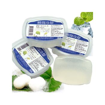芙玉寶 蠶絲冰涼皂(100公克)