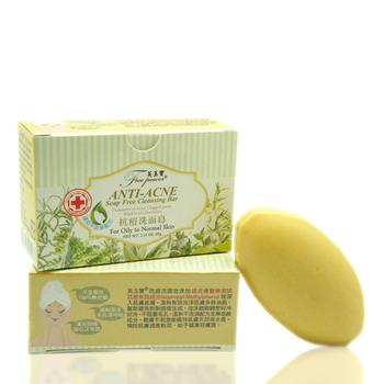 芙玉寶 抗痘洗面皂(60g)