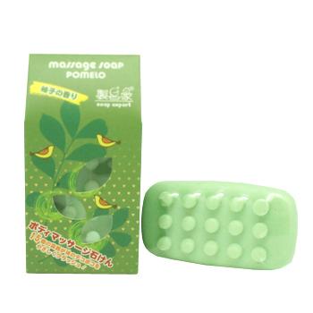 製皂家 白柚按摩皂(180g)