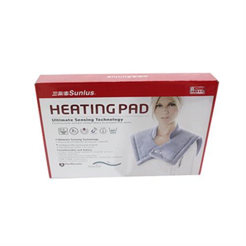 《三樂事》暖暖頸肩雙用熱敷柔毛墊(SP1003/50x50x1.5cm)