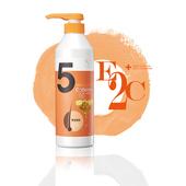 《E2C》啡洗不可 蜂蜜‧蠶絲蛋白‧甜扁桃5號豐盈蓬鬆洗髮精(600ml)