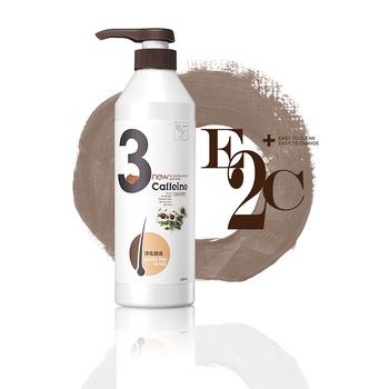 E2C 啡洗不可 辣木子3號淨化頭皮洗髮精(600ml)