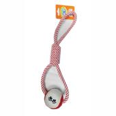 K-9網球 棉繩玩具(2.5
